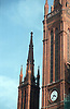 Marktkirche<br /> <br /> 3509 x 2296 px<br /> Original: 35 mm slide transparancy