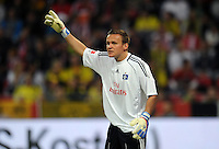 Fussball 1. Bundesliga :  Saison   2011/2012   Liga Total Cup  20.07.2011 Borussia Dortmund - Hamburger SV Tom Mickel (Hamburger SV)