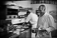 Europe/France/Bretagne/56/Morbihan/Lorient: Jean-Paul Abadie, restaurant: L'Amphytrion [Non destiné à un usage publicitaire - Not intended for an advertising use]