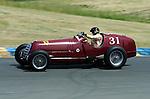 1935 ALfa Romero Tipo 8C-35 historic racecar