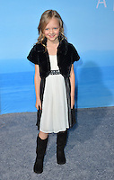 Ivy George at the premiere for HBO's &quot;Big Little Lies&quot; at the TCL Chinese Theatre, Hollywood. Los Angeles, USA 07 February  2017<br /> Picture: Paul Smith/Featureflash/SilverHub 0208 004 5359 sales@silverhubmedia.com