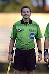11 September 2015: Assistant Referee Benjamin Wooten. The Duke University Blue Devils hosted the University of Virginia Cavaliers at Koskinen Stadium in Durham, NC in a 2015 NCAA Division I Men's Soccer match. The game ended in a 2-2 tie after overtime.