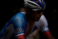 William Bonnet (FRA/FDJ)<br /> <br /> Stage 18 (ITT) - Sallanches &rsaquo; Meg&egrave;ve (17km)<br /> 103rd Tour de France 2016