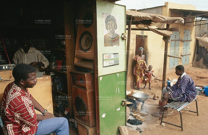Mali bamako didier ruef photography for House music 1997