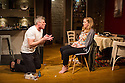 Theatre Royal Bath presents 50 WORDS, by Michael Weller, as part of the American Season in the Ustinov Studio. Directed by Laurence Boswell with set and costume design by Simon Kenny and lighting design by Richard Howell. Claire Price stars as Janine and Richard Clothier as Adam.