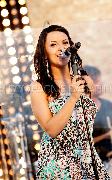 "The recording of the television show ""Vlaanderen Muziekland"" in Hever (Belgium, 10/07/2011)"