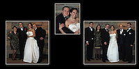 19th & 20th pages of one of the wedding albums we offer, designed, printed and bound by Ron Pradetto Photography.