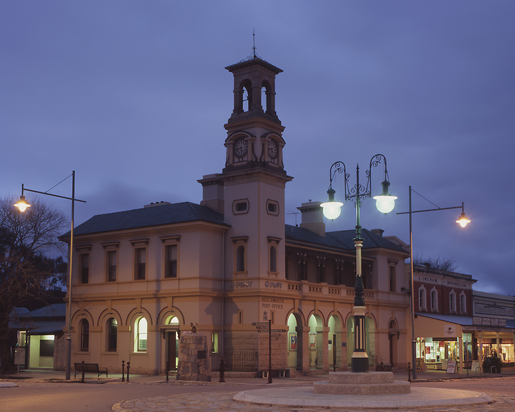 Post Office, Beechworth