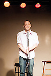 Josh Gondelman as Todd Barry - Schtick or Treat 2012 - November 4, 2012 - Littlefield