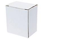 White Cardboard Box - Feb 2012.