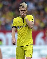 FUSSBALL   1. BUNDESLIGA  SAISON 2012/2013   2. Spieltag 1. FC Nuernberg - Borussia Dortmund       01.09.2012 Marco Reuss (Borussia Dortmund)