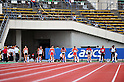 Masashi Eriguchi (JPN),JULY 8, 2011 - Athletics :The 19th Asian Athletics Championships Hyogo/Kobe, Men's 100m Final at Kobe Sports Park Stadium, Hyogo ,Japan. (Photo by Jun Tsukida/AFLO SPORT) [0003]
