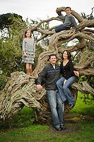Barras Family Portraits | Fort Mason San Francisco