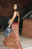 NEW YORK, NY-July 07: Padma Lakshmi  at screening of 20th Century Fox presents ICE AGE: Collision Course  at Walter Reade Theatre in New York. NY July 07, 2016. Credit:RW/MediaPunch