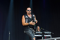 AUG 14 Symphony X performing at Bloodstock Open Air Festival