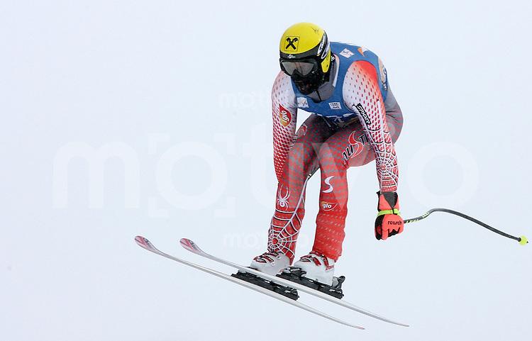 Ski Alpin; Saison 2006/2007   Training Herren Hermann Maier (AUT)