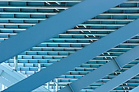 Bridge parts & pieces - in and on, under and over - featuring structural compositions of various bridges, their parts and pieces.