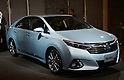 Toyota presents the new Sai hybrid car