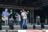 3rd band to play were Plasticene during the Merthyr Rising Festival 2016 in Merthyr Tydfil on Saturday June 4th and Sunday June 5th 2016. <br /> <br /> <br /> Jeff Thomas Photography -  www.jaypics.photoshelter.com - <br /> e-mail swansea1001@hotmail.co.uk -<br /> Mob: 07837 386244 -