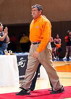 SAN ANTONIO, TX - FEBRUARY 11, 2006: The University of Texas at San Antonio Roadrunners select Mr. & Ms. UTSA for 2006 during halftime of the Lamar vs. UTSA Men's Basketball Game at the UTSA Convocation Center. (Photo by Jeff Huehn)