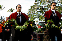 King Kamehameha day event procession on the Big Island of Hawaii with Noel Morata Photography