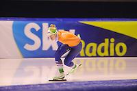 SCHAATSEN: HEERENVEEN: 30-10-2014, IJsstadion Thialf, Topsporttraining, Sanneke de Neeling, ©foto Martin de Jong