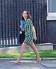 Cabinet meeting arrivals <br /> Downing Street, London, Great Britain <br /> 19th July 2016 <br /> <br /> New members of the Cabinet <br /> arriving ahead of the first cabinet meeting chaired by Theresa May <br /> <br /> The Rt Hon<br /> Baroness Evans of Bowes Park<br /> Leader of the House of Lords, Lord Privy Seal<br /> <br /> <br /> <br /> Photograph by Elliott Franks <br /> Image licensed to Elliott Franks Photography Services