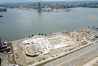 1982 May 25..Redevelopment.Downtown South (R-9)..WATERSIDE.CONSTRUCTION PROGRESS...NEG#.NRHA#..