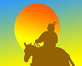 Fine Art Print Native American Indian