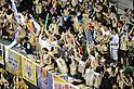 Ryukyu Golden Kings Booster, MAY 20, 2012 - Basketball : bj-league 2011-2012 Season Playoff Finals, Final Match between Hamamatsu Higashimikawa Phoenix 73-89 Ryukyu Golden Kings at Ariake Coliseum, Tokyo, Japan. (Photo by Atsushi Tomura/AFLO SPORT/bj-league)