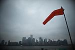 General View World Trade Center and Lower Manhattan in New York, United States. 5/4/2012.  Photo by Eduardo Munoz Alvarez / VIEWpress.