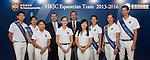 Hong Kong Jockey Club - 2013-2016 Team Riders Press Conference