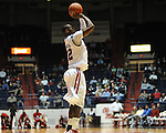 "Ole Miss' Maurice Aniefiok (12)at the C.M. ""Tad"" Smith Coliseum in Oxford, Miss. on Friday, November 11, 2011. Ole Miss won 60-38 in the season opener."