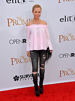 Charlotte Ross at the premiere for &quot;The Promise&quot; at the TCL Chinese Theatre, Hollywood. Los Angeles, USA 12 April  2017<br /> Picture: Paul Smith/Featureflash/SilverHub 0208 004 5359 sales@silverhubmedia.com