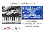 """""""Picket Fence"""" by Michael Knapstein was included in a photography exhibit in Novorossiysk, Russia during the PhotoVisa Festival."""