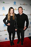 HOLLYWOOD TV Julia Melim AND BROADWAY ACTOR Bill Dawes ATTEND NFL LEGENDS JOE MONTANA & DWIGHT CLARK HONORED AT THE CATCH SUPER BOWL  VIEWING PARTY HELD AT THE EDISON BALL ROOM, NY