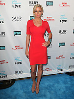 Camille Grammer.Bravo's Andy Cohen's Book Release Party For &quot;Most Talkative: Stories From The Front Lines Of Pop Held at SUR Lounge, West Hollywood, California, USA..May 14th, 2012.full length red dress hand on hip.CAP/ADM/KB.&copy;Kevan Brooks/AdMedia/Capital Pictures.