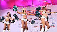 OCT 26 NFL Fan Rally - Cheerleaders
