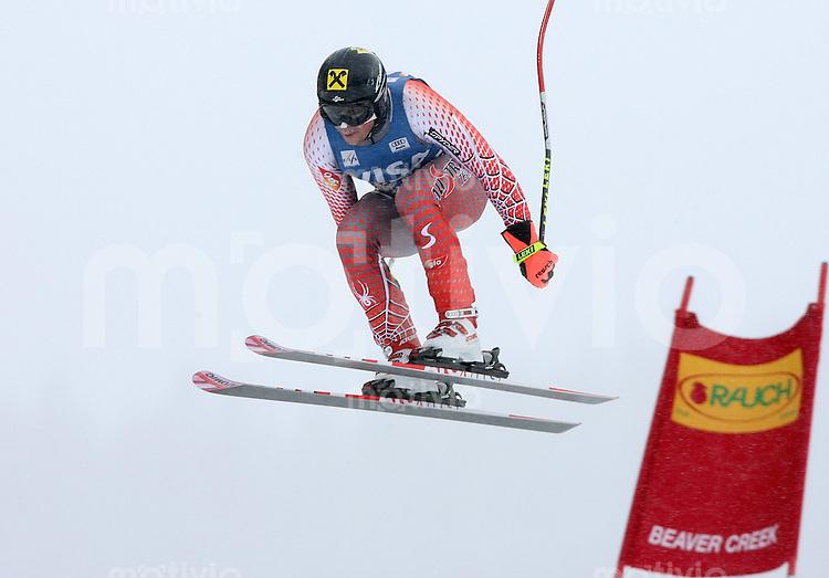 Ski Alpin; Saison 2006/2007   Training Herren Mario Scheiber (AUT)