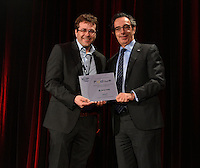 Montreal, CANADA, March 24, 2015 .<br /> <br /> Diacard awarded at STIQ Gala