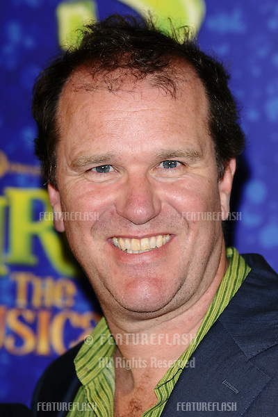 "Douglas Hodge arrives for the 1st night party of ""Shrek The Musical"" at Somerset House, London. 14/06/2011  Picture by: Steve Vas / Featureflash"