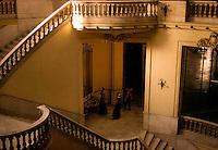 Grand Theater in Havana, Cuba - 1998