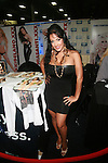Adult Film Actress Nina Mercedez Attends 2011 EXXXOTICA Expo Held at the New Jersey Convention and Exposition Center, 11/5/11
