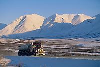 James Dalton Highway, Brooks range, Arctic, Alaska