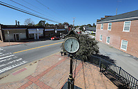 Historical town of Dillywn located in Buckingham County Courthouse located in Buckingham County, Va. Photo/Andrew Shurtleff
