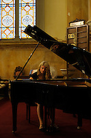 RomeSmarts - Rome Summer Musical Arts..Toyich International Projects in collaboration with the University of Toronto, Canada. The pianist Michele Comrie