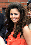 LOS ANGELES, CA - MAY 08: Cheryl Cole attends  the &quot;The X Factor&quot; auditions at Galen Center on May 8, 2011 in Los Angeles, California.  (Photo by Chris Walter/WireImage)