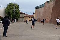 Portacomaro, partita di pallone elastico nella cittadina