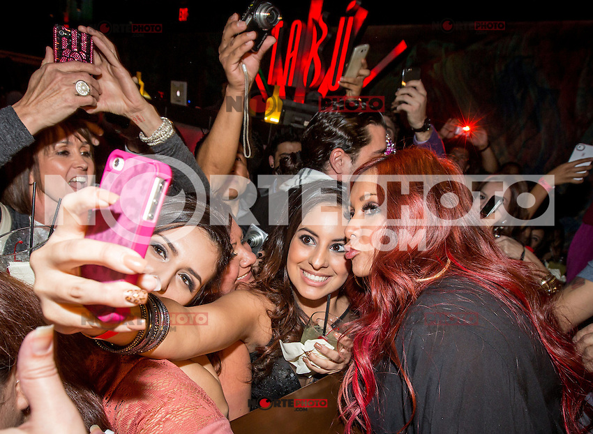LAS VEGAS, NV - December 8: Nicole 'Snooki' Polizzi Hosts Post-Fight Party at Tabú at MGM Grand Hotel & Casino on December 8, 2012 in Las Vegas, Nevada.  Credit: Kabik/Starlitepics/MediaPunch Inc.***HOUSE COVERAGE*** NortePhoto /NortePhoto© /NortePhoto /NortePhoto
