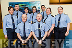 Attending the Lee Strand Garda Youth Achievement Awards at Ballyroe Heights Hotel on Friday were An Garda Siochana  Martin Allen, John Burke, Cecilia Scanlon, Sean Gannon, Trish Fitzpatrick, Sarah James, Aidan O'Mahony, Liz Twomey and Kathy Murphy